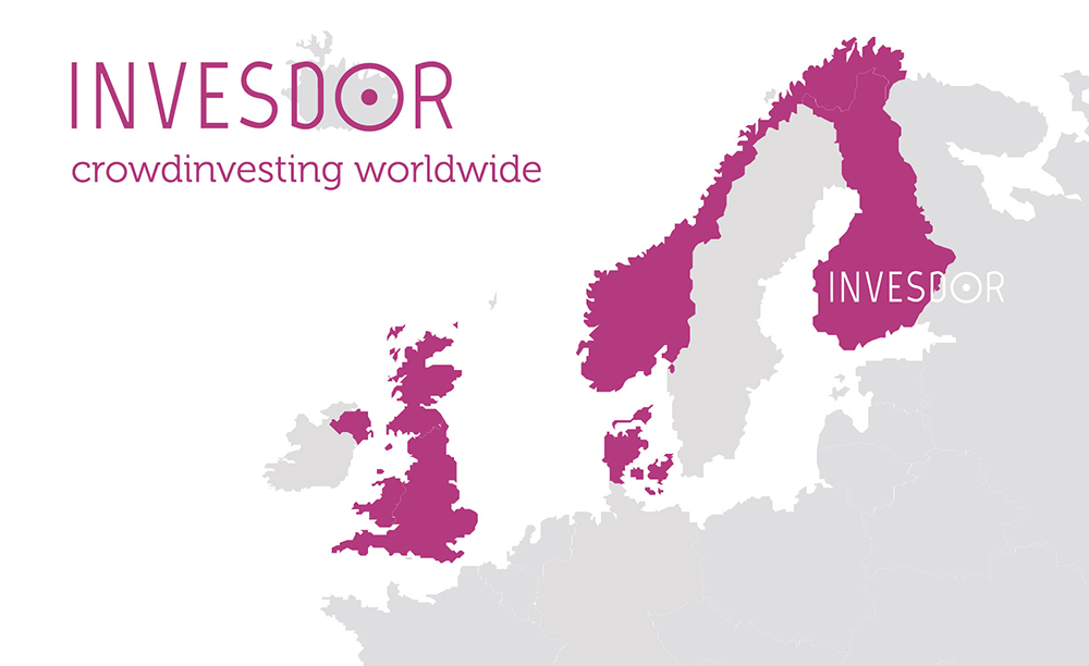 Invesdor Launches in Norway