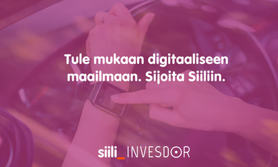 Inderes analysis on Siili