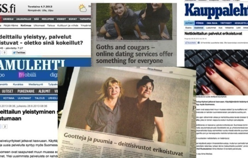Mikä on online dating etiketti