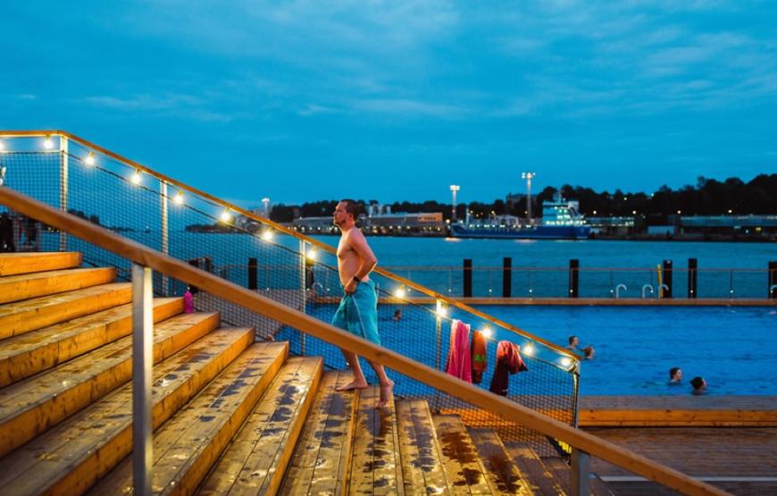 Allas Sea Pool Ravintola