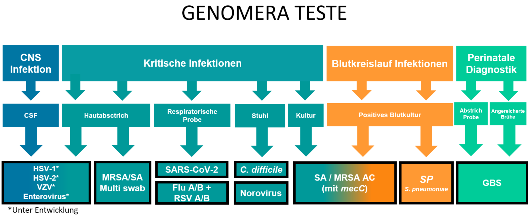 genomera tests
