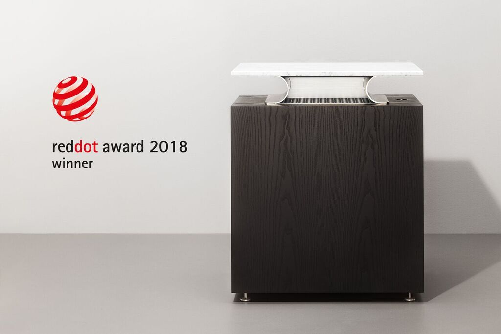 Reddot award 2018