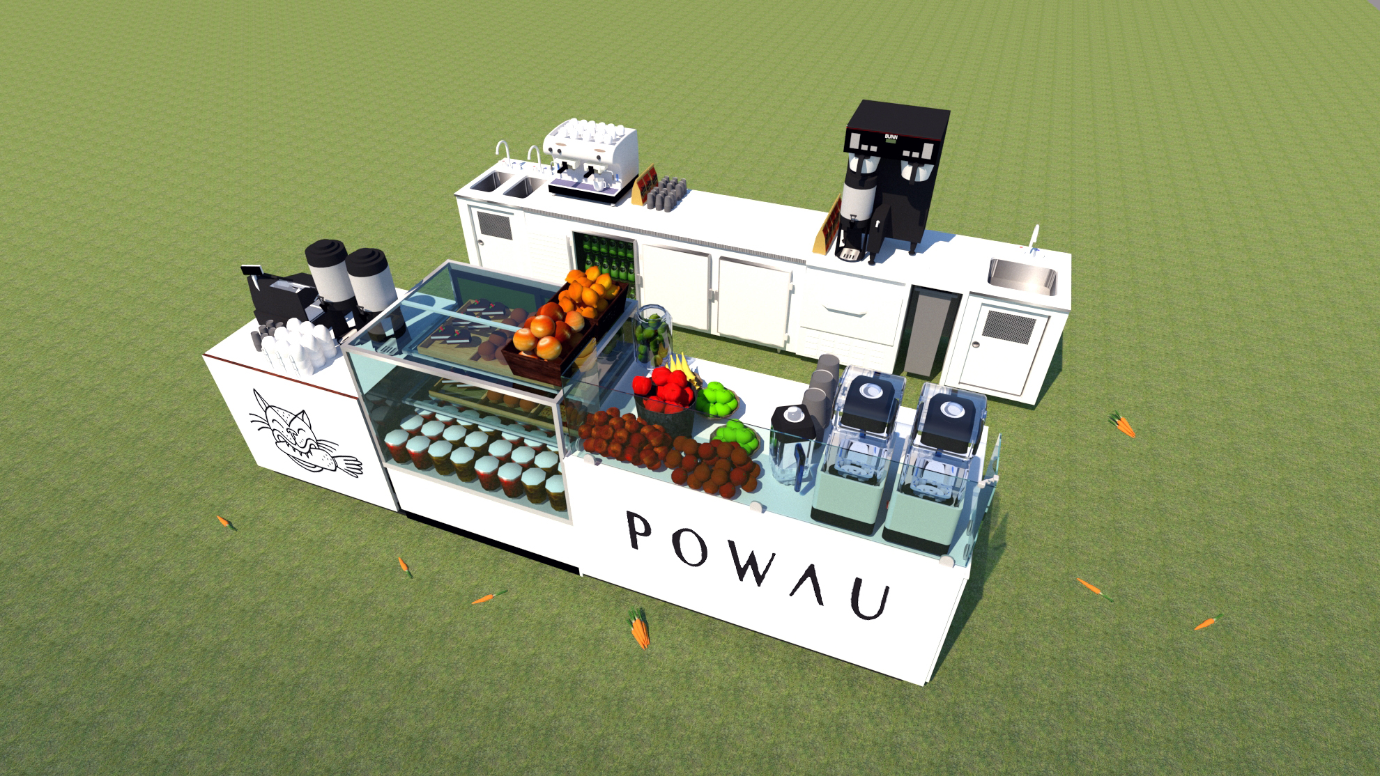 image of POWAU modulbar
